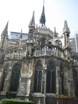The cathederal in Reims. Spectacular history and architechture., Jospeh V - April 2010