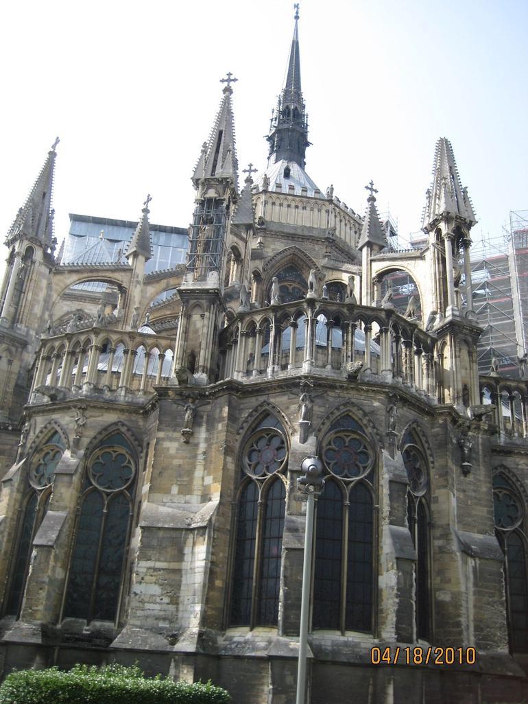 Reims Cathederal - Paris