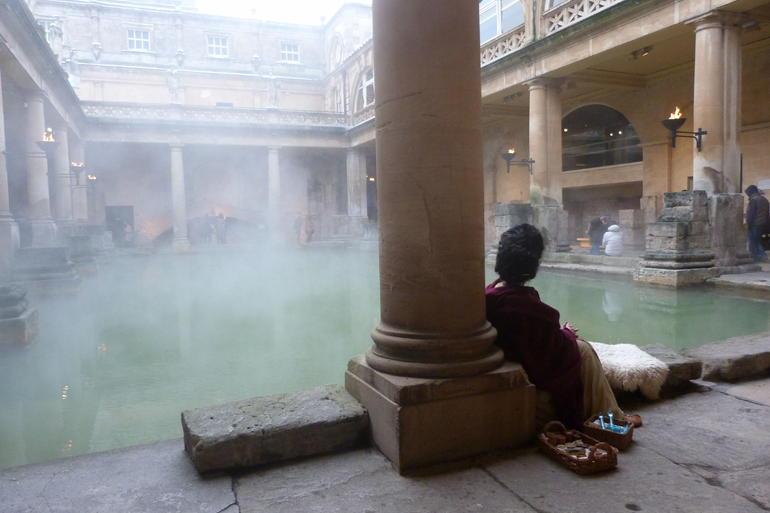 Roman Baths (Bath) - London