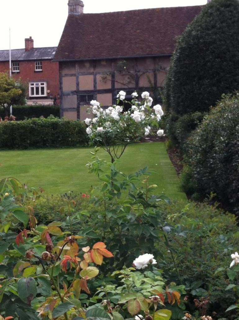 Shakespeare birthplace - London