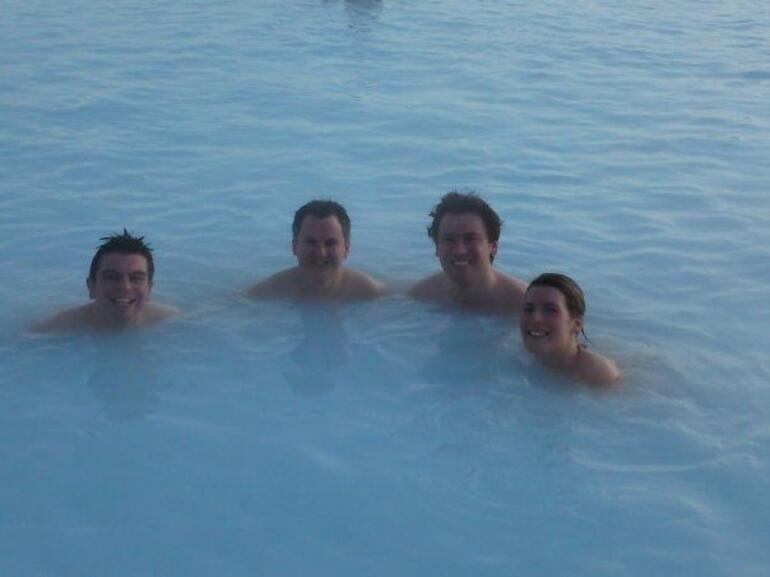Spa at the Blue Lagoon - Reykjavik