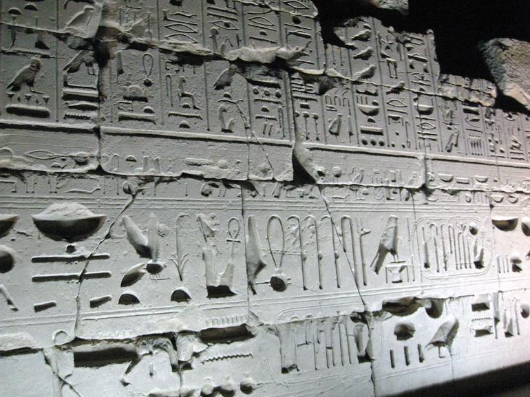 Karnak Sound and Light Show: spooky enough for you? - Luxor
