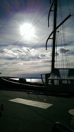 Great walk along the waterfront in Oslo in early September , Rebecca S - September 2015