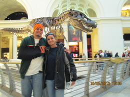 Hanging out with Sue , Zaid M - October 2012