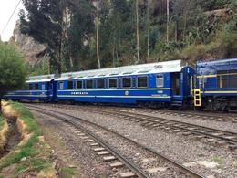 Train to Machu PIcchu , jay - May 2013