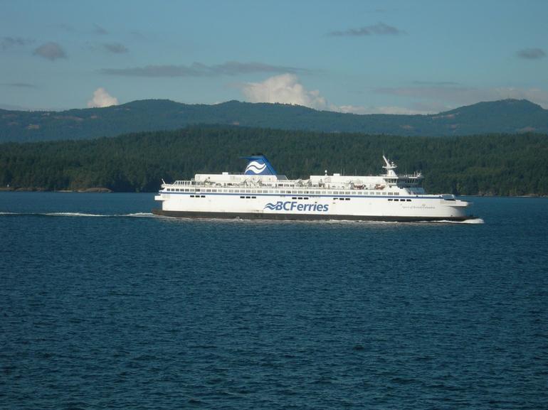 Victoria Ferry - Vancouver