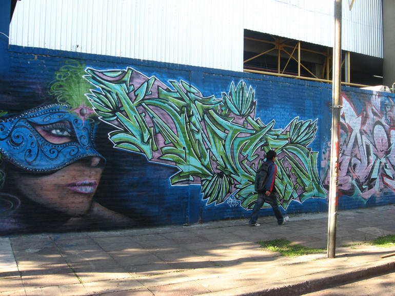 Wall - Buenos Aires