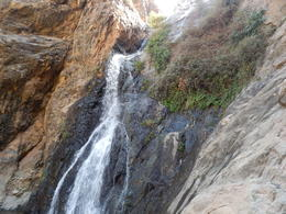 This is the waterfall that we visited during the excursion , madmel4 - October 2014