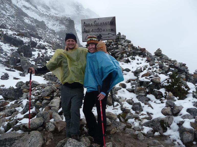 We made it! - Cusco