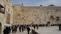 The Wailing Wall , Michael - January 2017