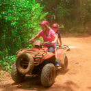 ATV, Ziplines and Cenote Tour at Extreme Adventure Eco Park Cancun, Cancún, MEXICO