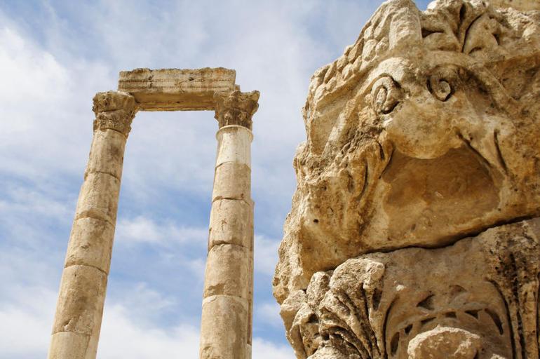 Amman Citadel - Amman