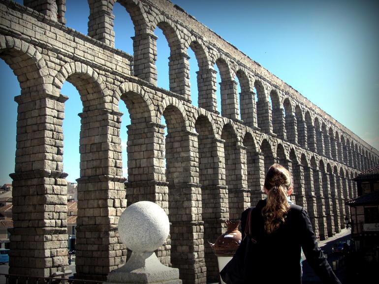 Aqueducto de Segovia - Madrid