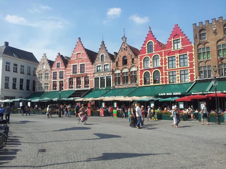 Aspect du Markt - Amsterdam