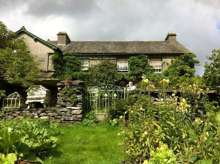 Beatrix Potter Home - Lake District