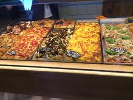 We were very impressed with this pizza place. It's called Bonci. Excellent! , Amy O - September 2016