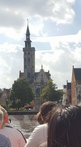 Bruges on the Boat Tour , Claire B - August 2015