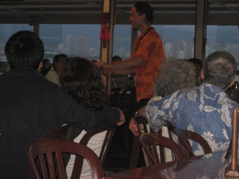 Dancing - Oahu