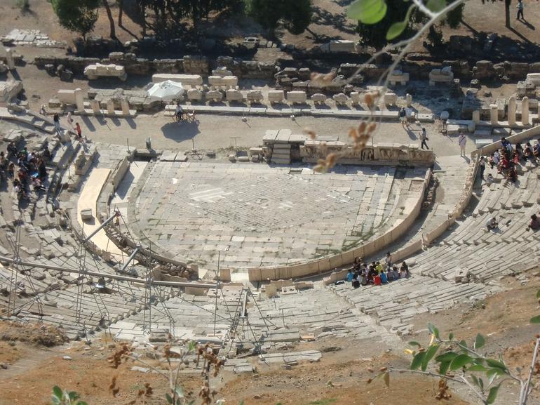 Dionysus Theater - Athens