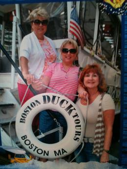We all had a great time ! , JOANNE S - August 2012