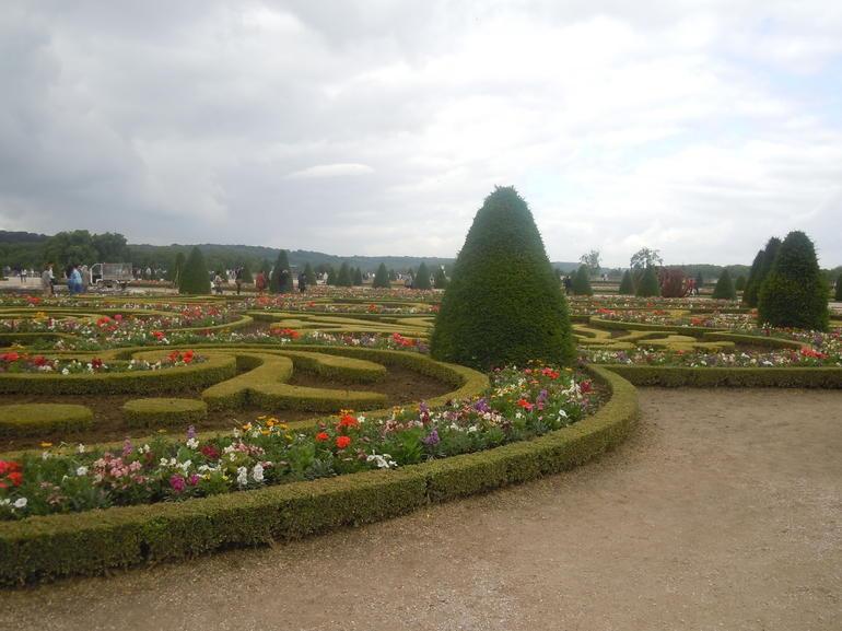 Gardens - Paris