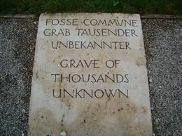 Grave of Thousands Unknown, Alison W - October 2010