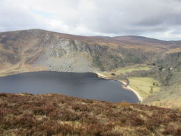 An awesome picture of the Guiness Lake on the way to Wicklow , Matt C - March 2015