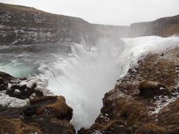 Ijzig koud in een prachtige omgeving. , M. A. v - May 2013