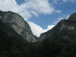Divine mountains , Reba A - July 2012