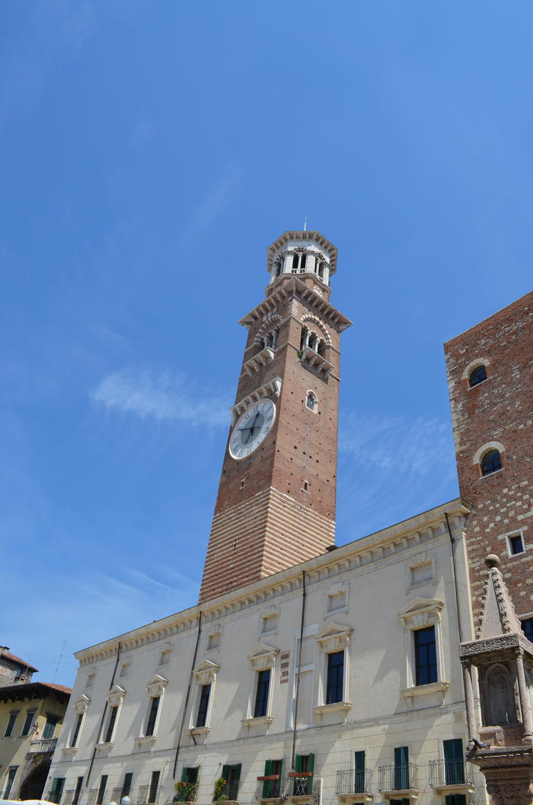 Lamberti Tower - Verona
