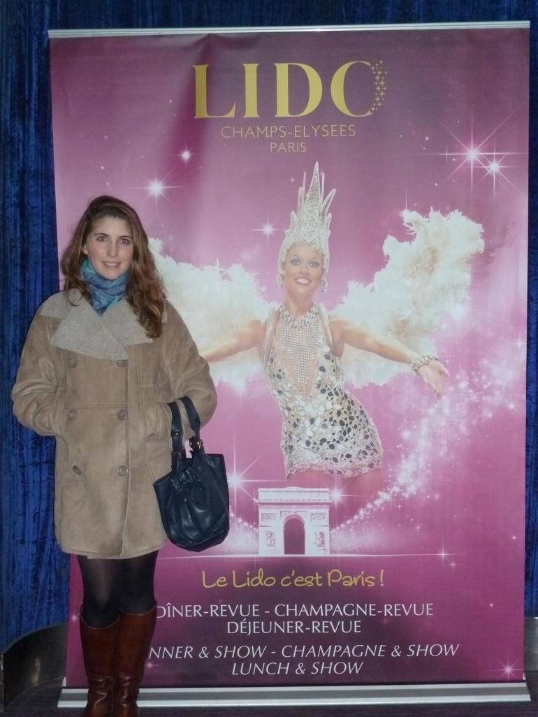 Lido de Paris Dinner and Show - Paris