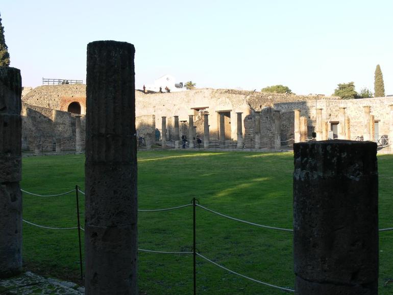 More ruins - Rome