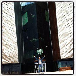Vue extérieure du musée du Titanic , Stéphane C - August 2015