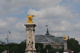Pont Alexandre III and the Grand Palais , Fabio M - June 2013