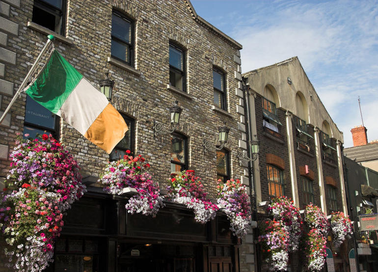 Temple Bar pub, Dublin - Dublin