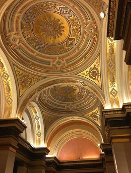 the ornate ceiling , Richard B - September 2016