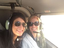 In the Helicopter - December 2015