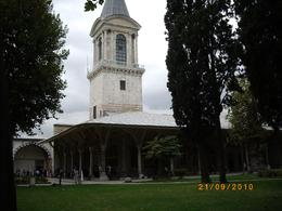 Building in the expansive grounds of the Topkapi Palace where the Sheik's harem lived, Penny S of Adelaide - October 2010