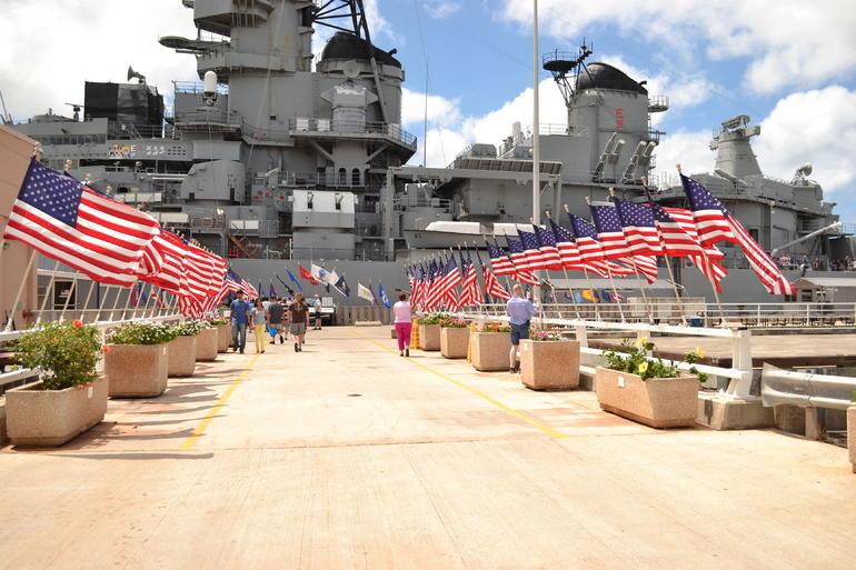 USS Missouri - Oahu