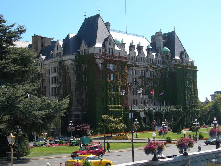 Victoria - Vancouver