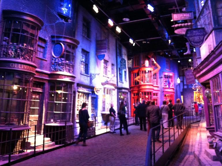 Warner Bros. Studio Tour London - London
