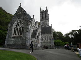 The Chapel at Kylemore Abbey , Carol L - August 2017