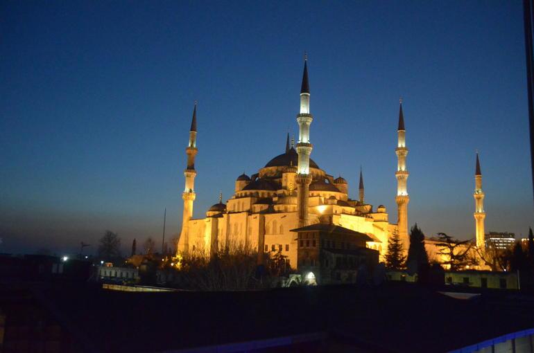 Amanecer - Istanbul