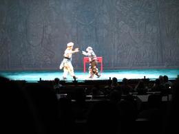 Beijing Opera, Cat - July 2012