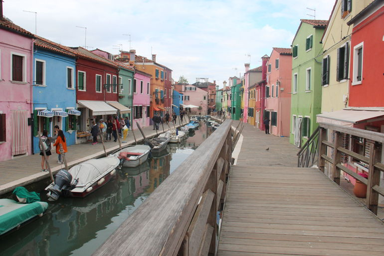 Venice islands boat tour: Murano, Burano and Torcello photo 9