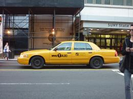 New York Cab, Christopher M - October 2010