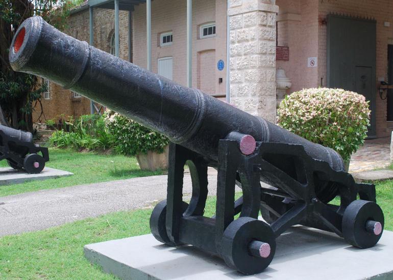 Cannons - Barbados