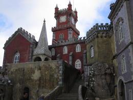 Castle de Pena, Sintra - November 2011