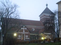 The main Lutheran Cathedral of Sweden., Mark P - November 2009
