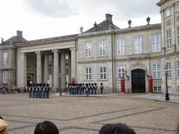 Denmark Royal Palace Guards , Phillip A - August 2014